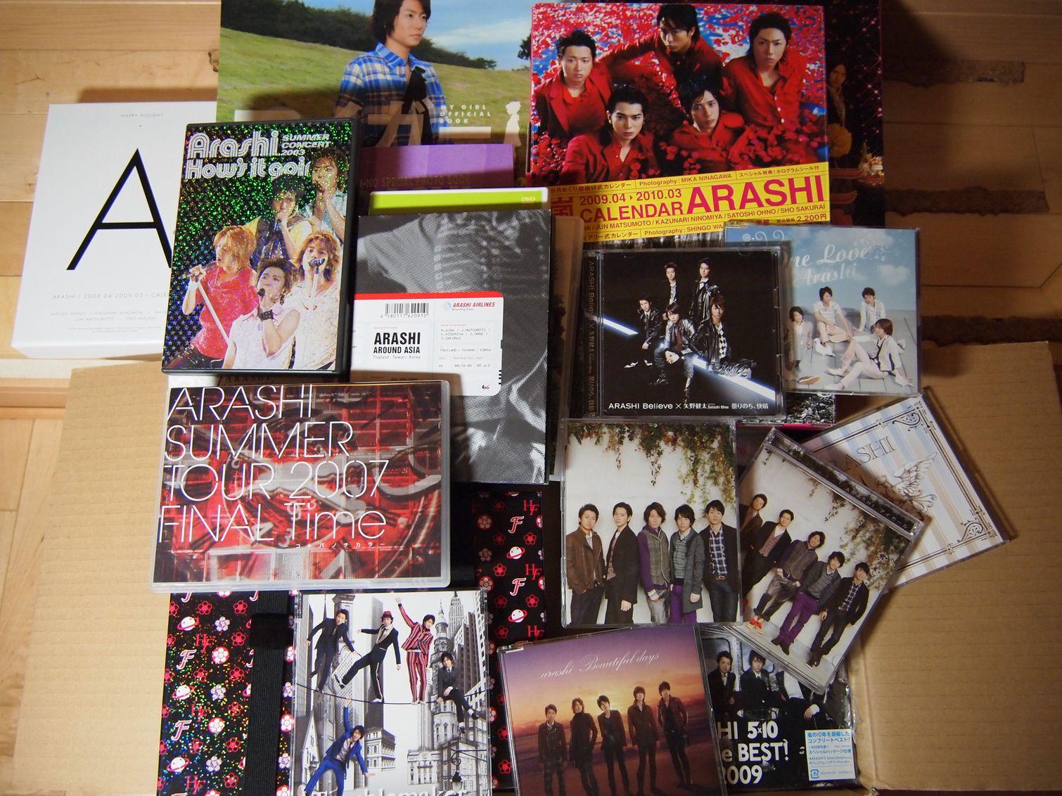 嵐 コンサート dvd ARASHI Anniversary